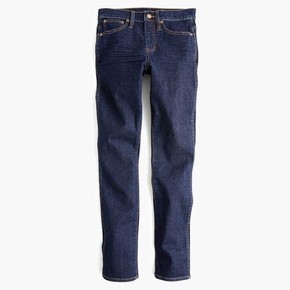 J. Crew Straight Leg Denim Jeans | Sz.27